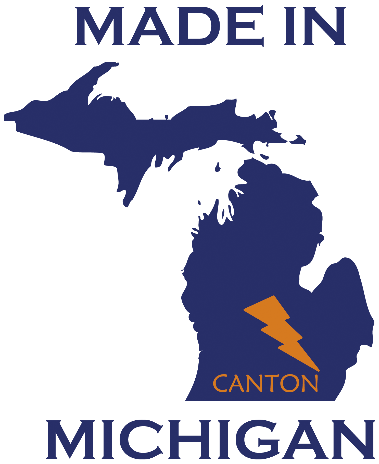 Made In Michigan Logo